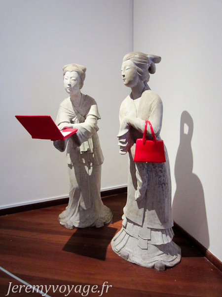Art contemporain au Singapore Art Museum